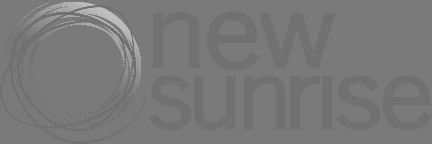 New Sunrise-logobw